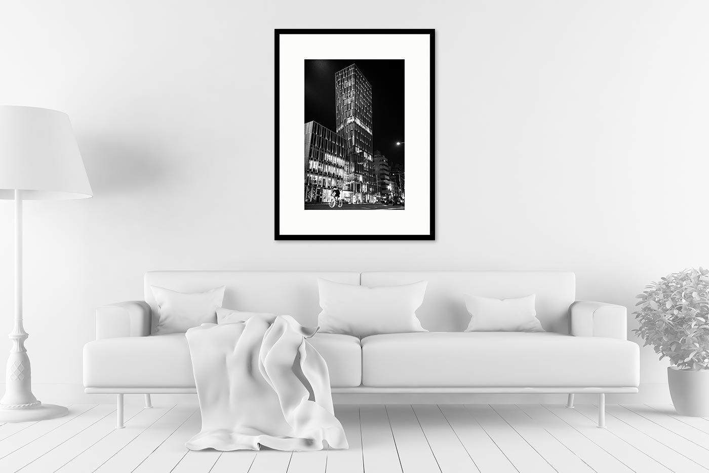 Gallery frame 60x80 City Bike