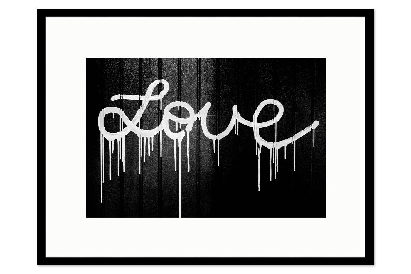 Cadre galerie Love