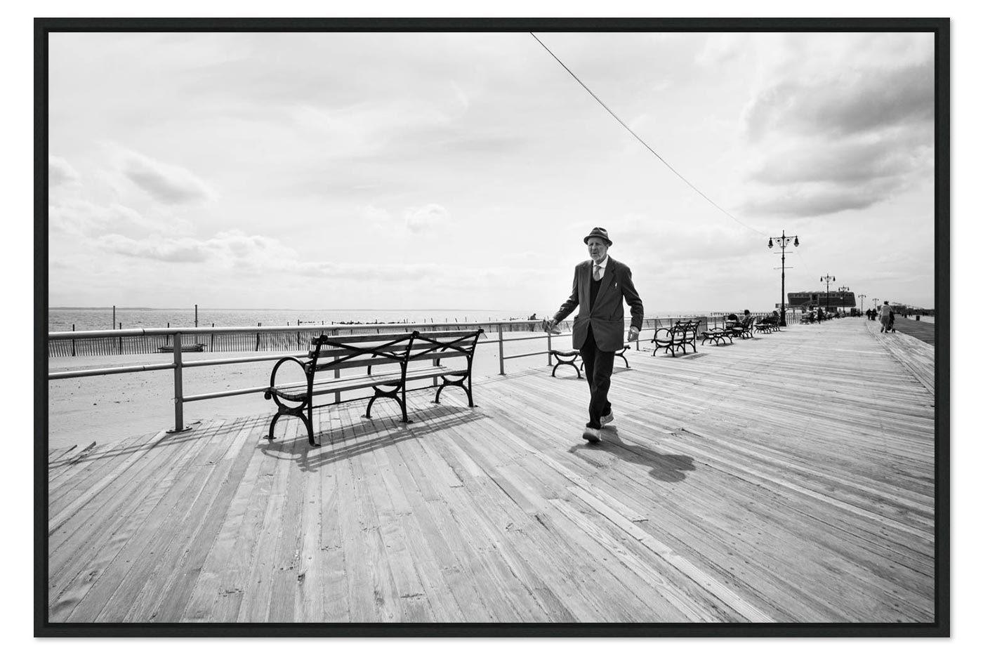 Caisse americaine Coney Island Man