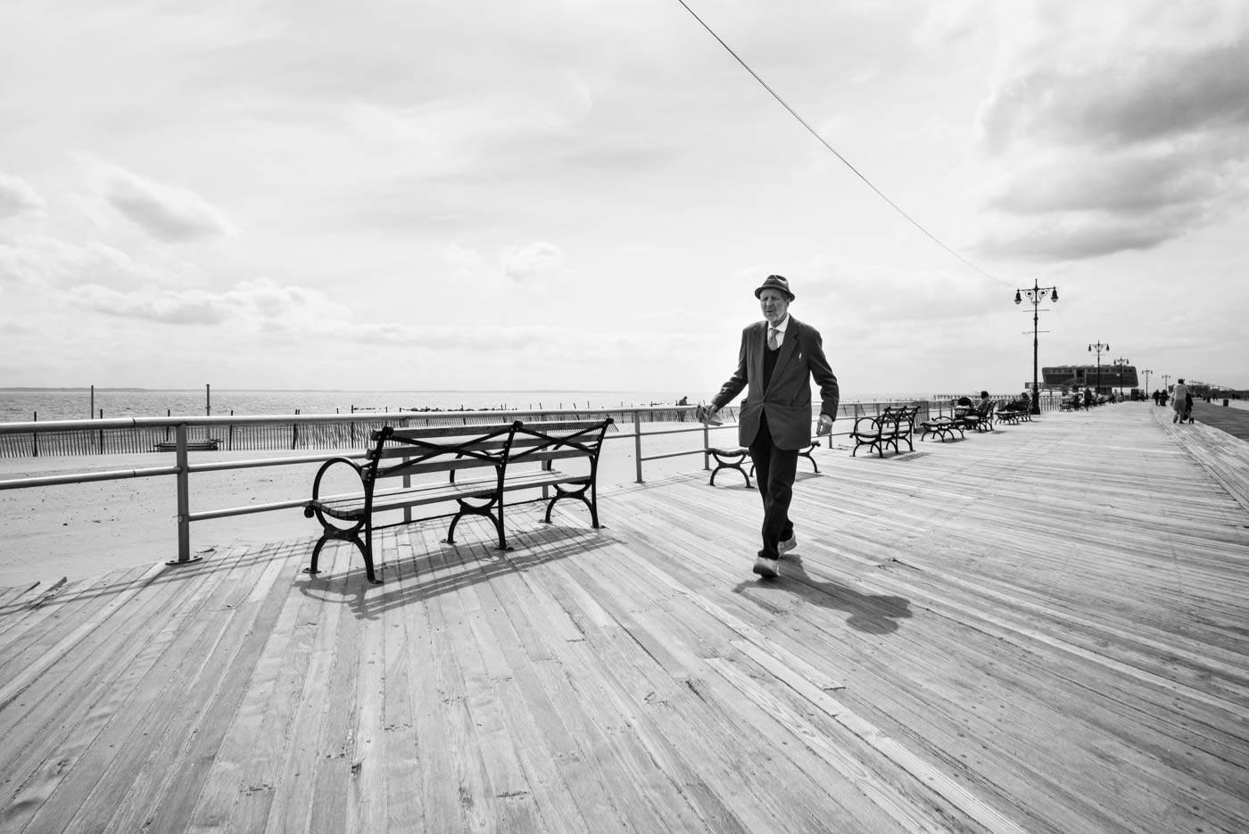 Coney Island Man