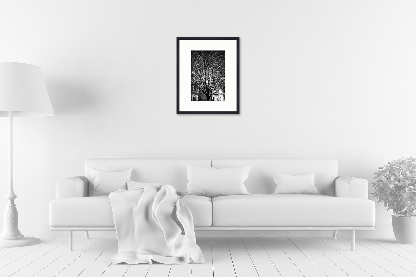 Cadre galerie 40x50 A Friend