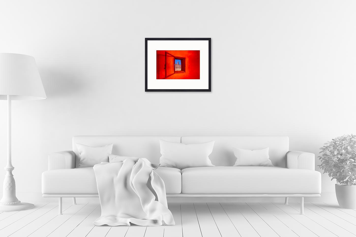 Cadre galerie 40x50 Sweet Night