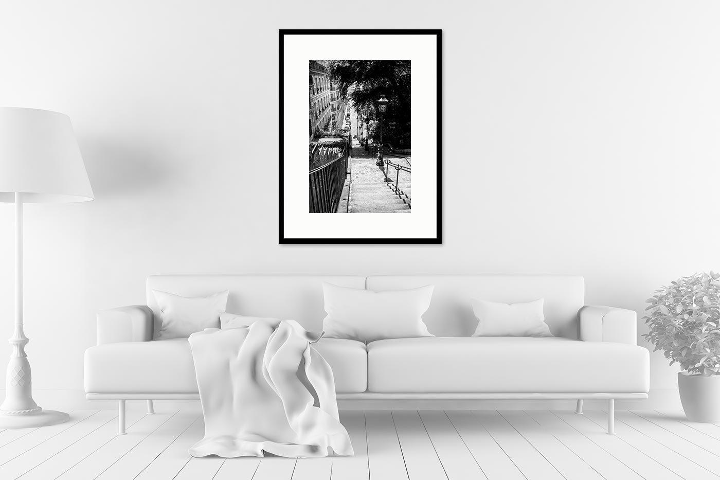 Cadre galerie 60x80 Montmartre