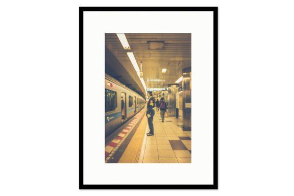 Cadre galerie Blurred