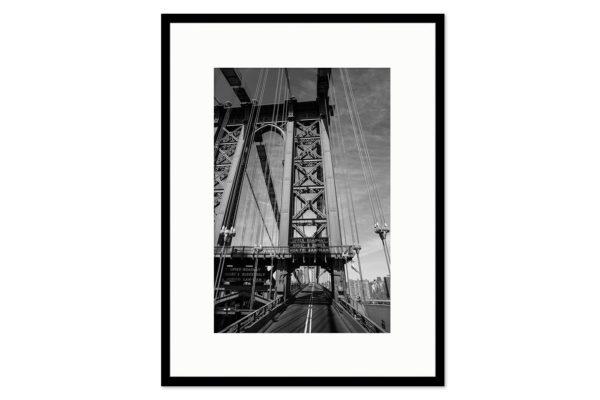 Cadre galerie Brooklyn Bridge