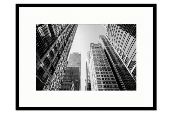 Cadre galerie Buildings Chicago