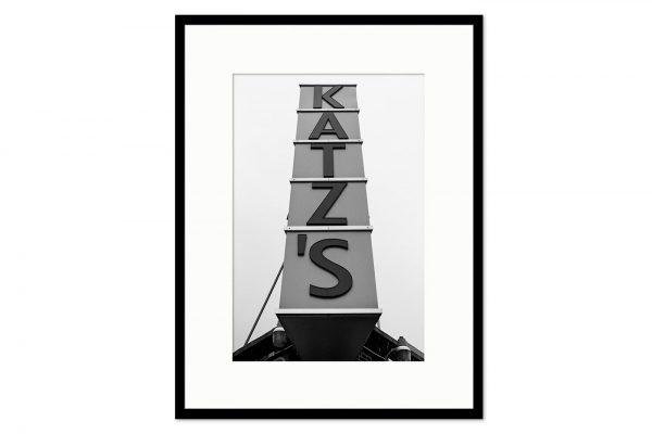 Cadre galerie Katz's