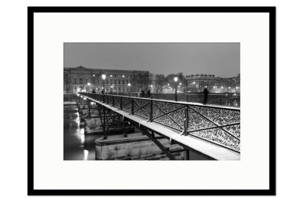 Cadre galerie Lovers Bridge
