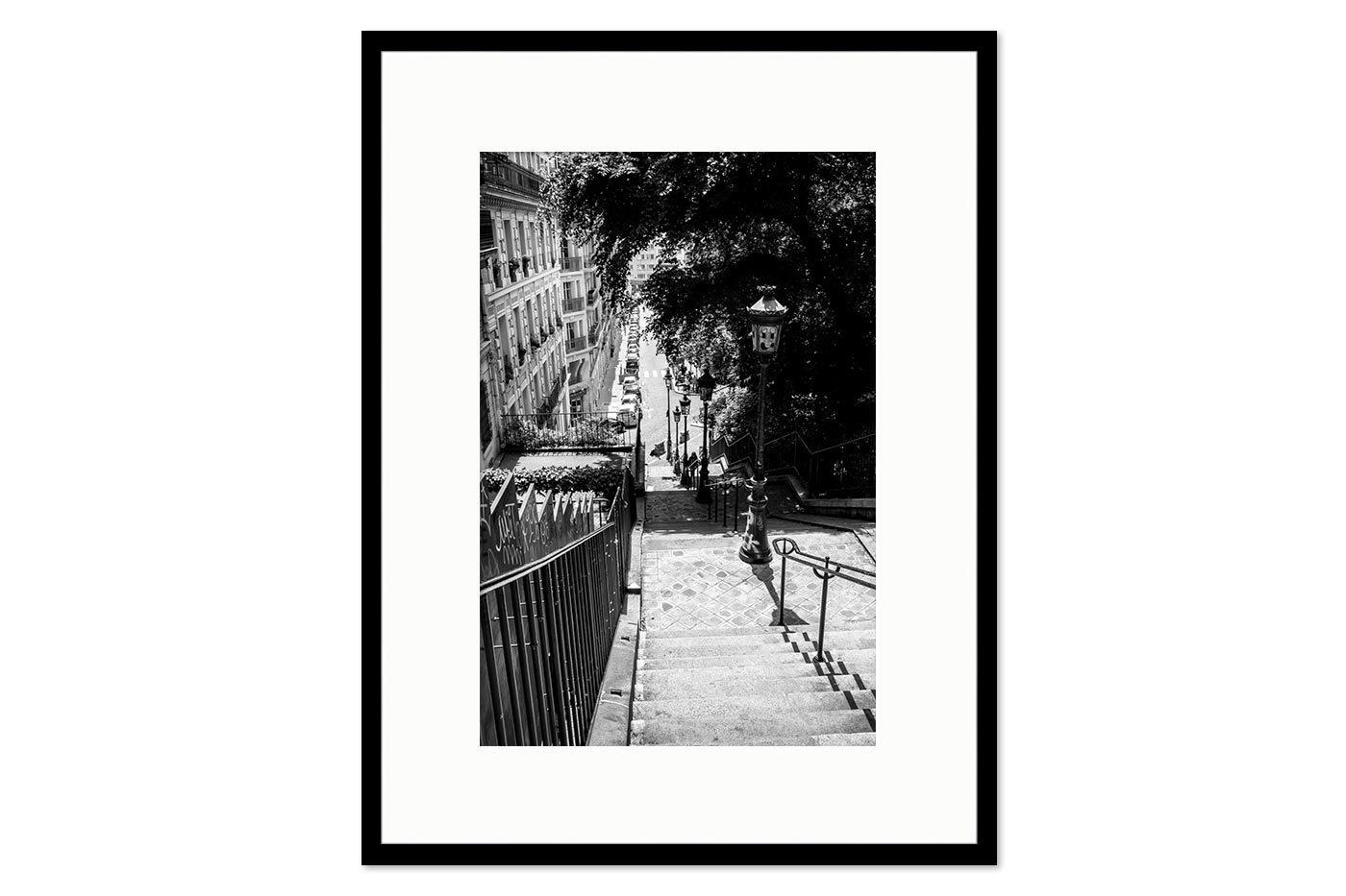 Cadre galerie Montmartre