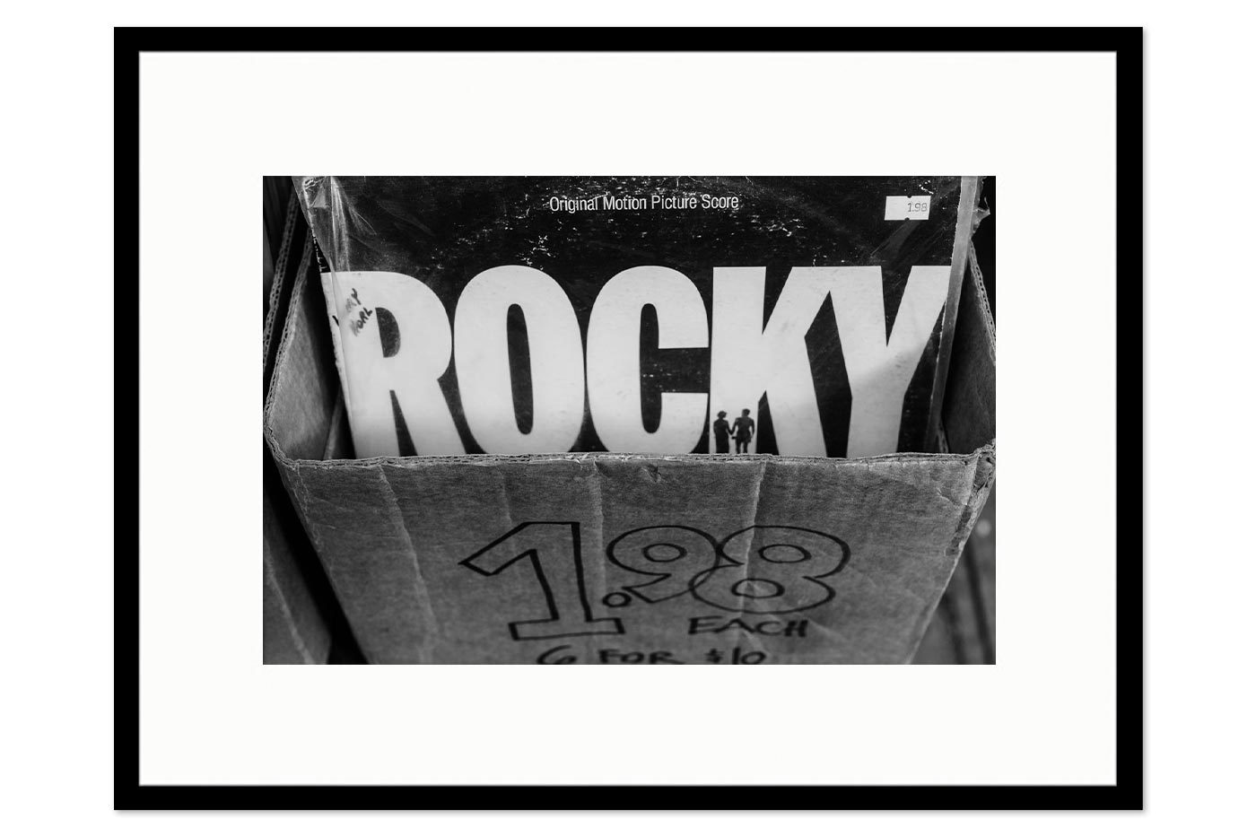 Cadre galerie Rocky