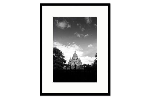 Cadre galerie Sacre Coeur