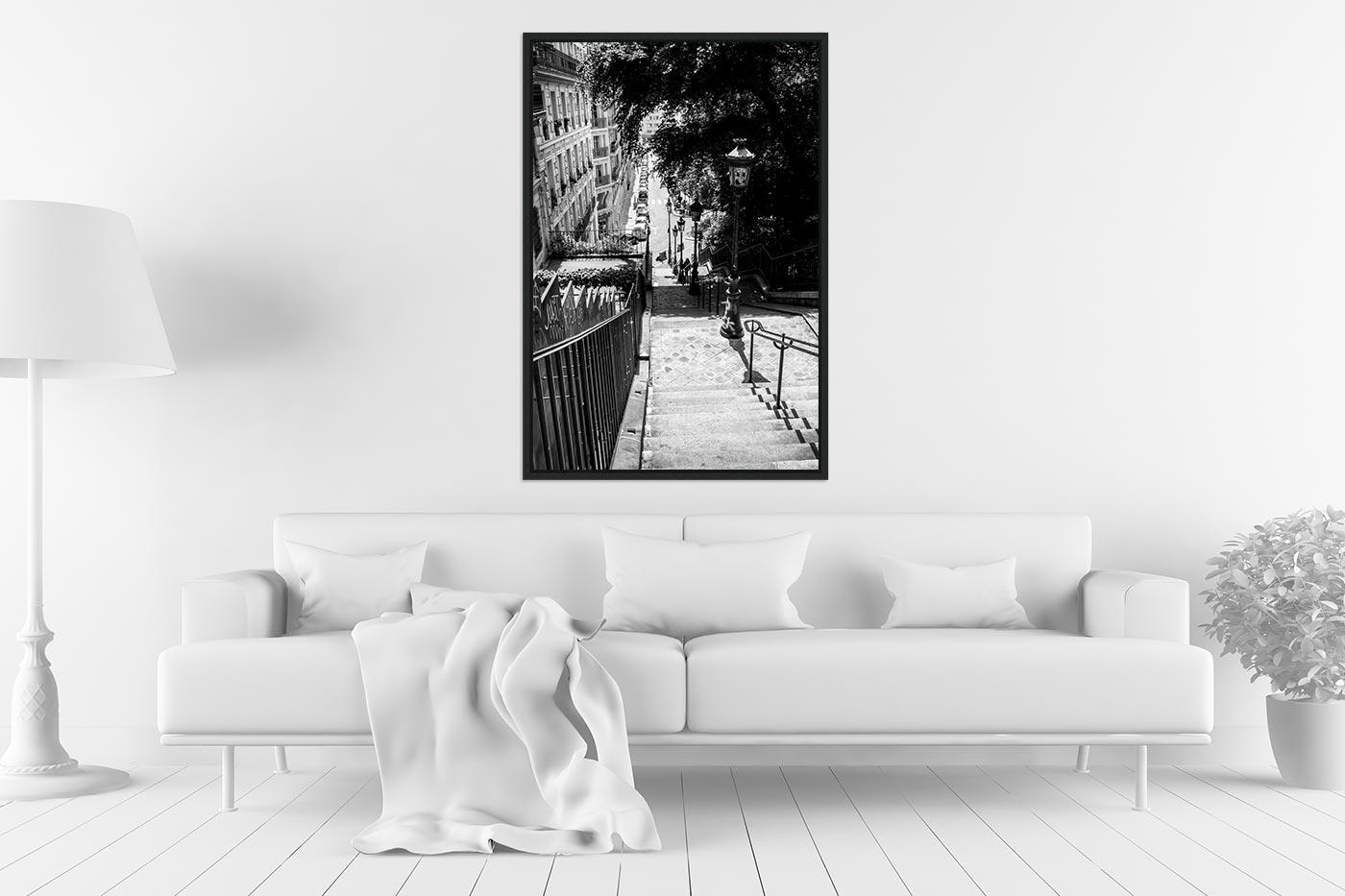 Caisse americaine 60x90 Montmartre
