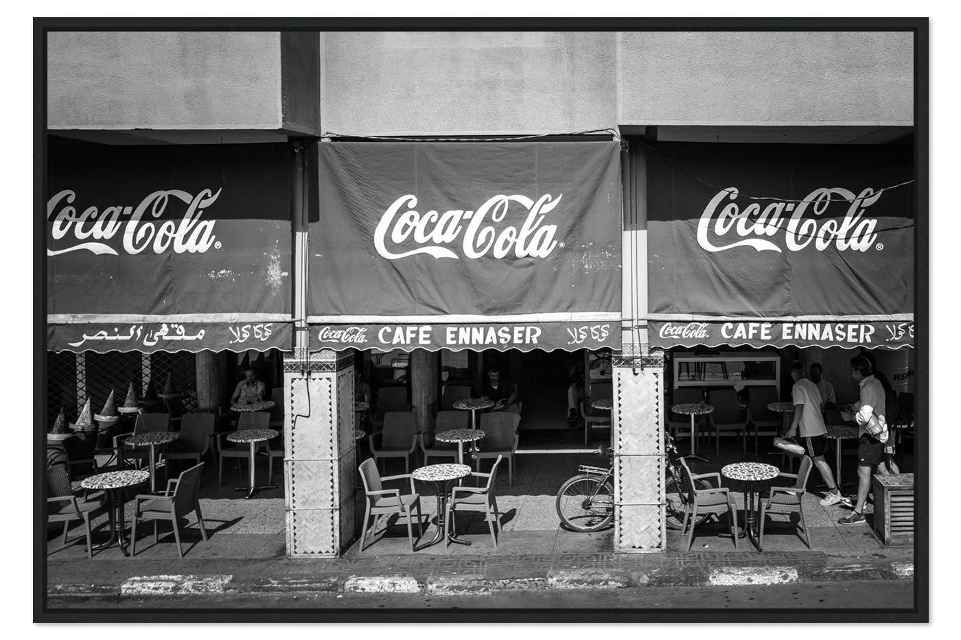 Caisse americaine Cafe Ennaser