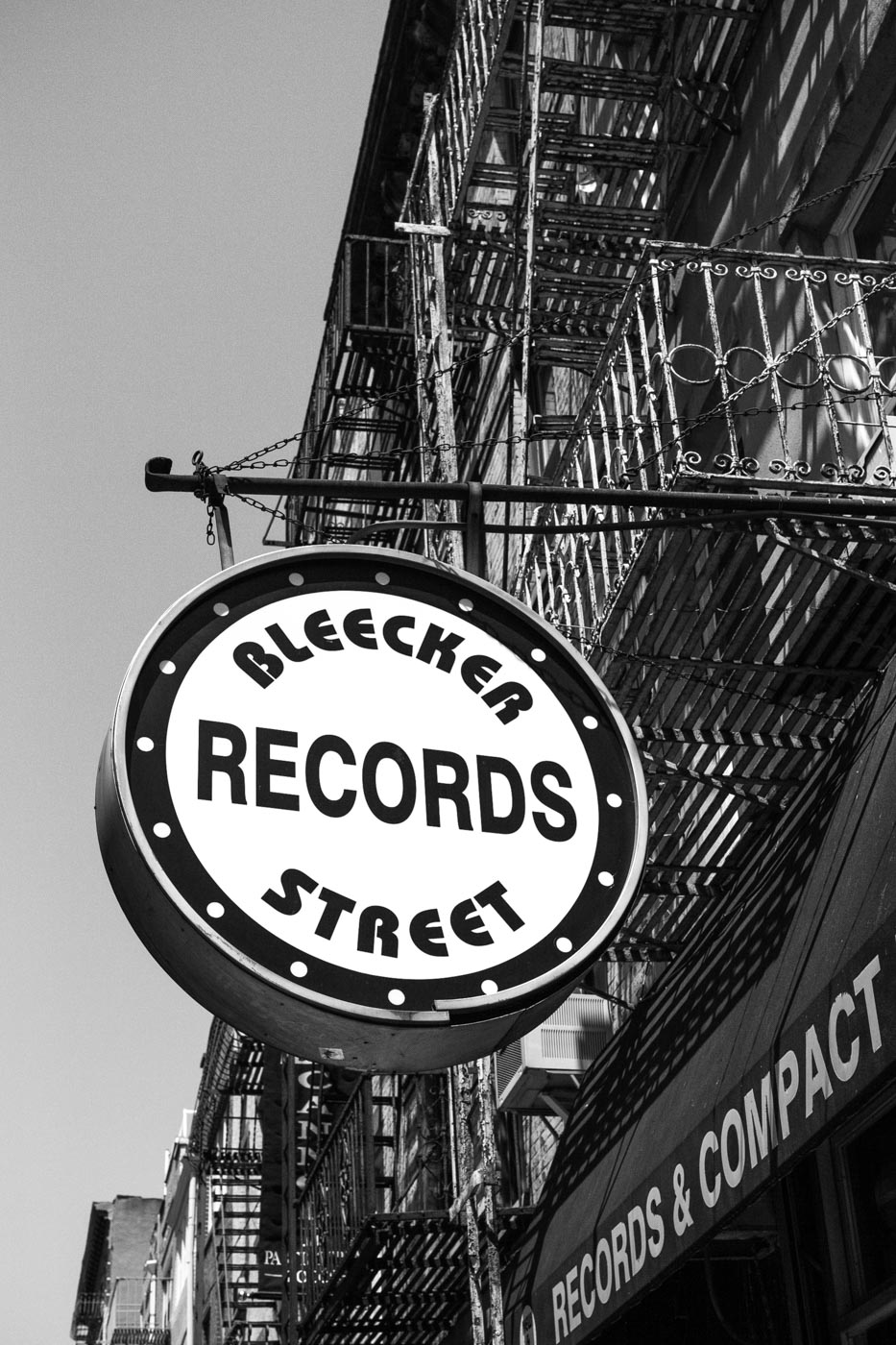 Bleecker Records