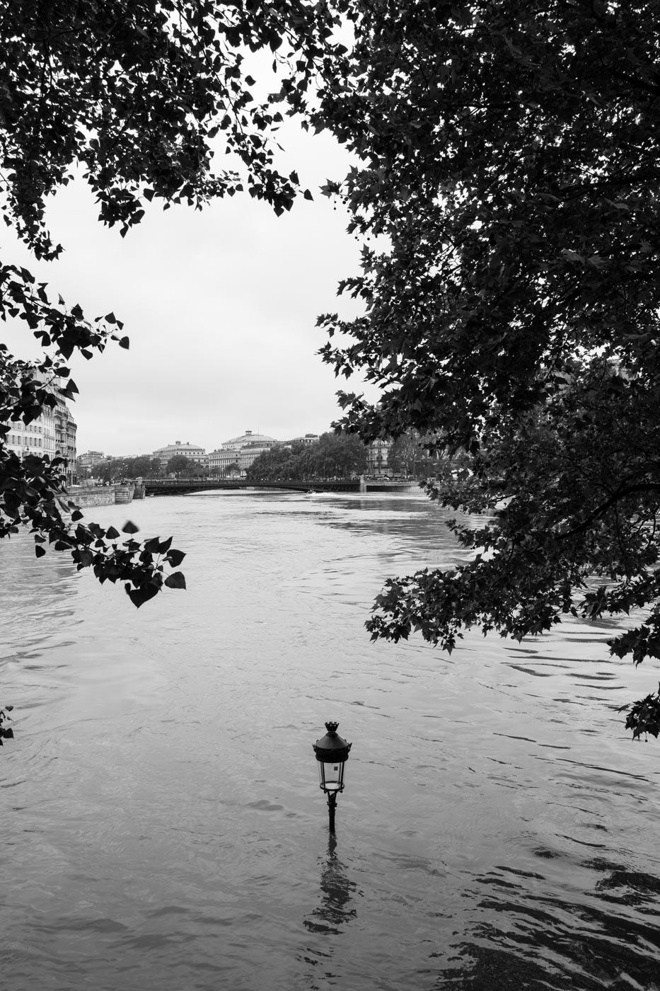 Flooded Paris