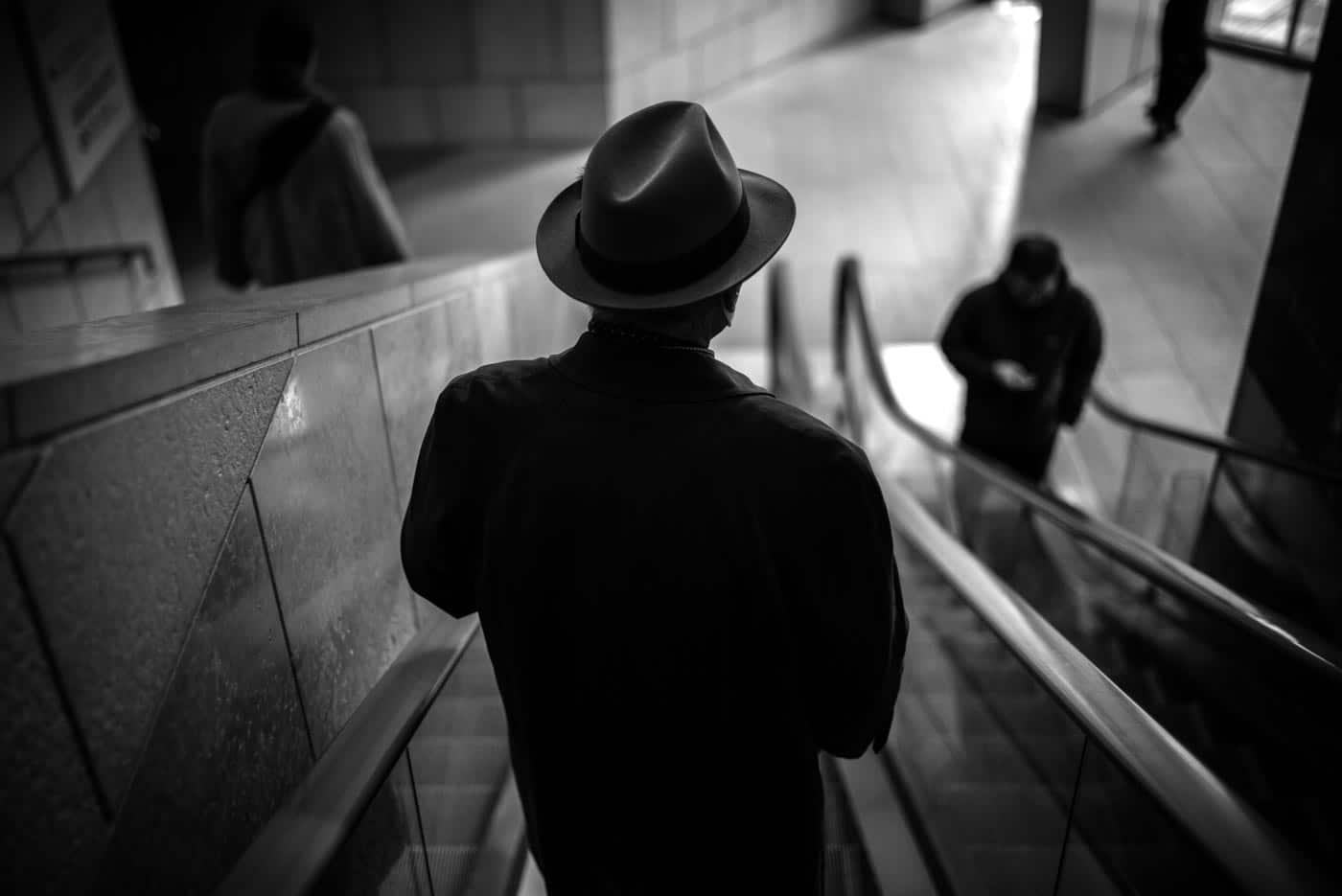 Hat Man