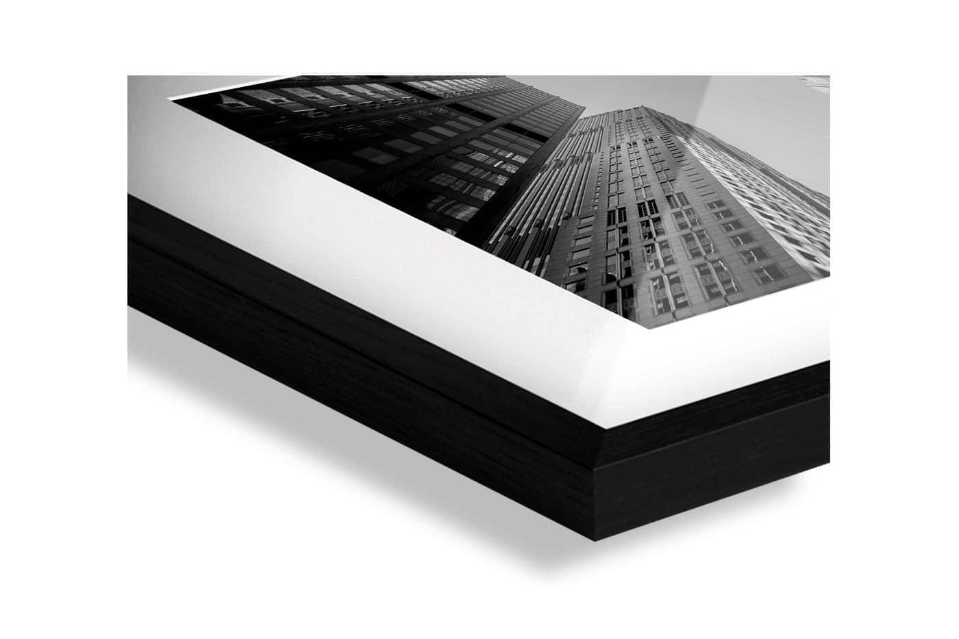 Profil cadre galerie Glass Buildings