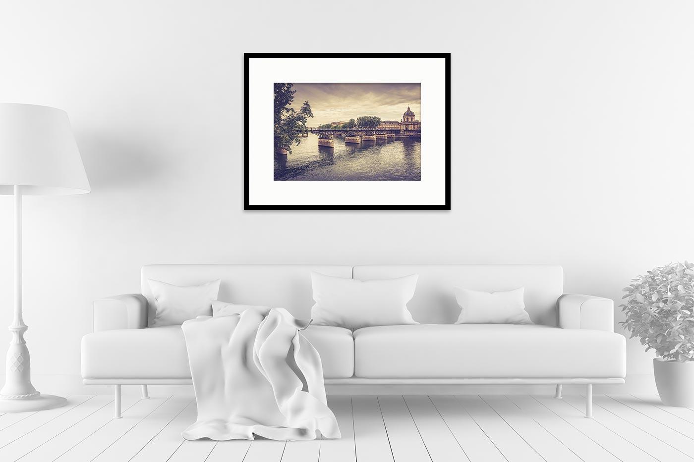 Cadre galerie 60x80 Paris 16H58