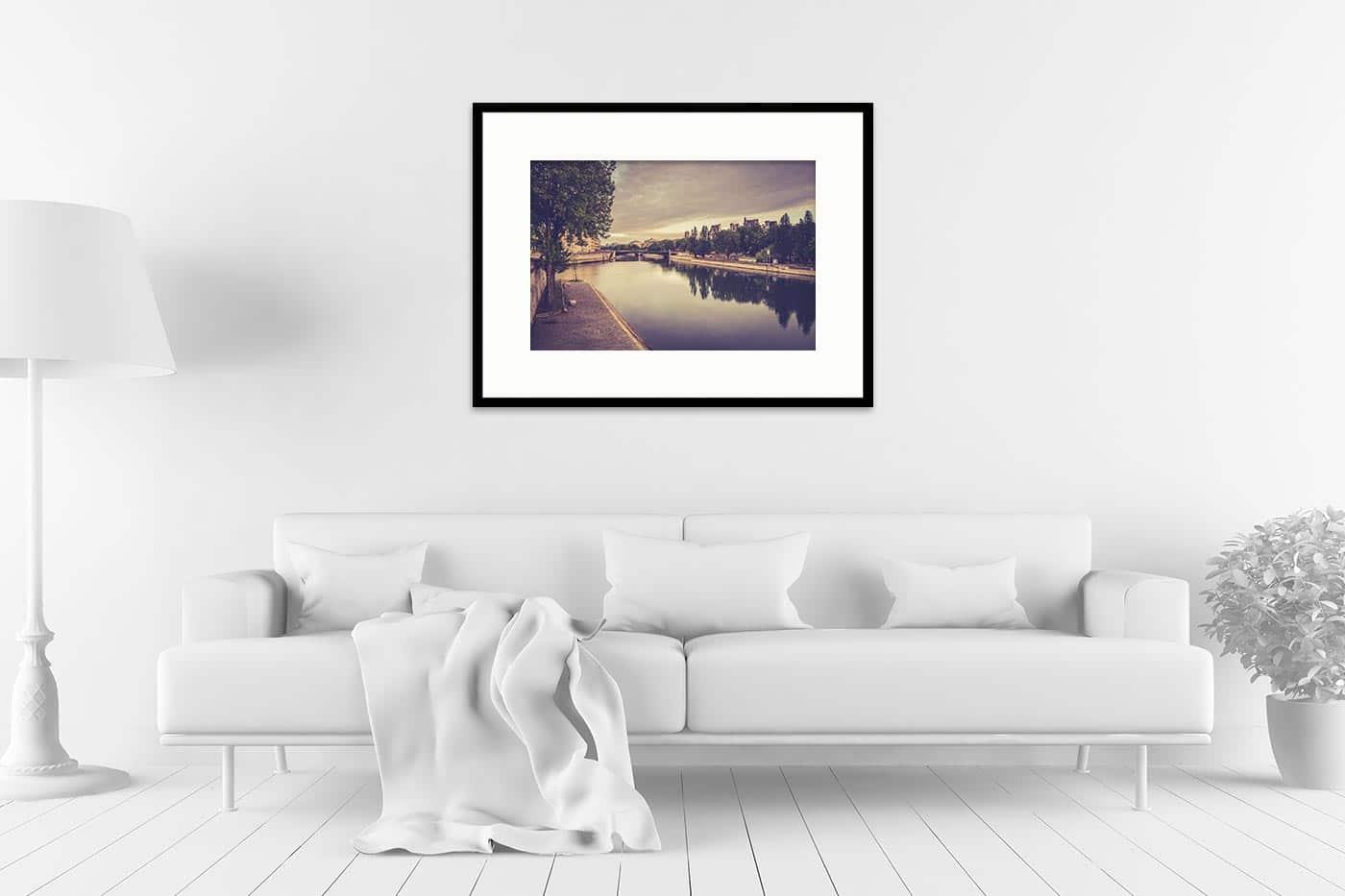 Cadre galerie 60x80 Paris 7H10