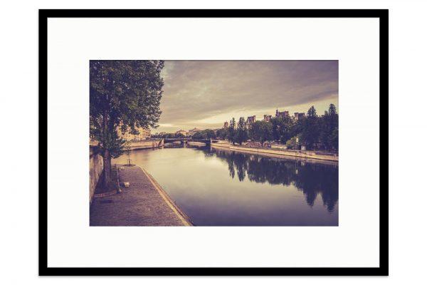 Cadre galerie Paris 7H10