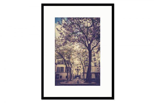 Cadre galerie Paris 7H46