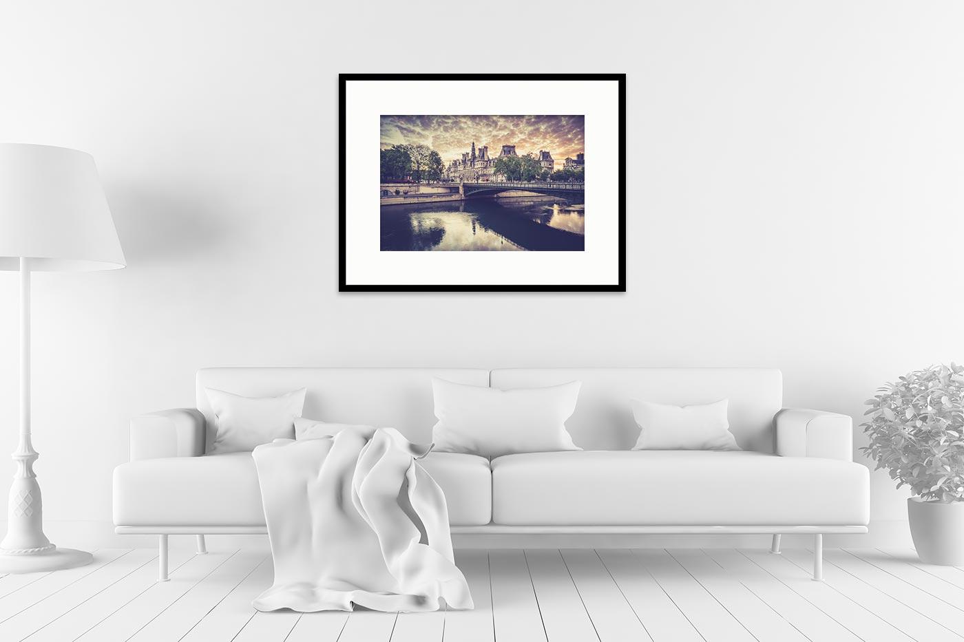 Cadre galerie 60x80 Paris 6H31