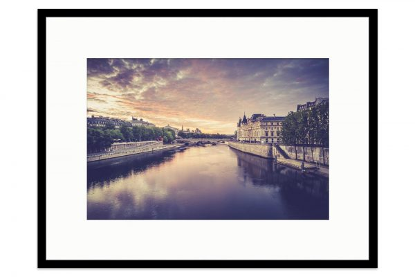 Cadre galerie Paris 6H24