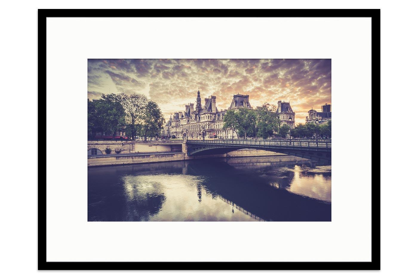 Cadre galerie Paris 6H31