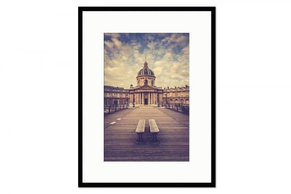 Cadre galerie Paris 7H37
