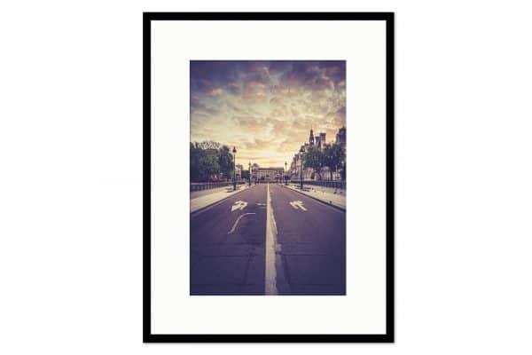 Cadre galerie Paris 6H34